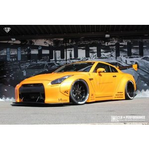 LB☆WORKS GTR Wide Body Kit|kamiwaza-japan