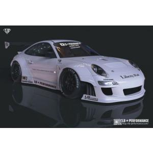 LB☆WORKS PORSCHE 997 Body Kit|kamiwaza-japan