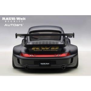 RWB993 BLACK 1/18 Model Cars RWB ポルシェ フィギュア|kamiwaza-japan