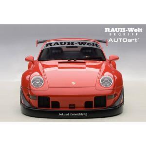 RWB993 RED 1/18 Model Cars RWB ポルシェ フィギュア|kamiwaza-japan
