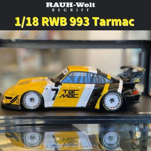 IG1956 1/18 RWB 993 Tarmac Model Cars RWB ポルシェ フィギュア|kamiwaza-japan