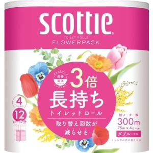 日本製紙クレシア スコッティ フラワーパック ...の関連商品7