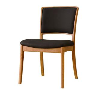 食堂椅子2脚セット CCM3 081 張地FPBR(ブラウン)|kamizen