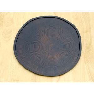 センの年輪盆 時代色|kamizen