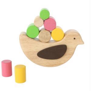 木のおもちゃ バランスバード|kamizen