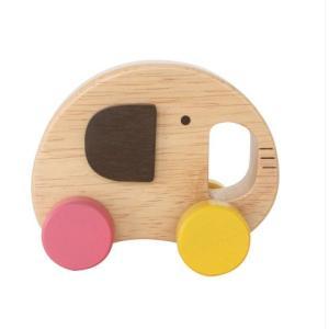 木のおもちゃ エレファントカー|kamizen