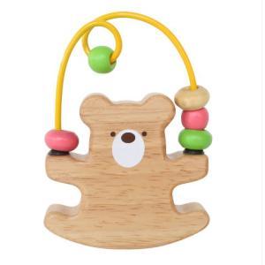木のおもちゃ ルーピングベア|kamizen