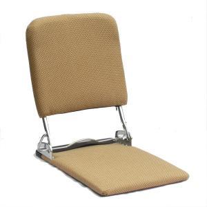 座椅子 折りたたみ式日本製 H-50 No.35|kamizen