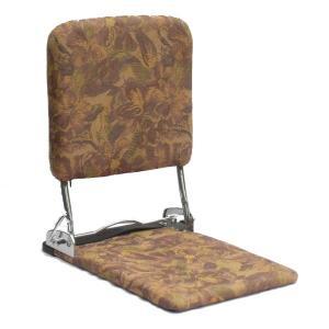 座椅子 折りたたみ式日本製 H-50 No.45|kamizen