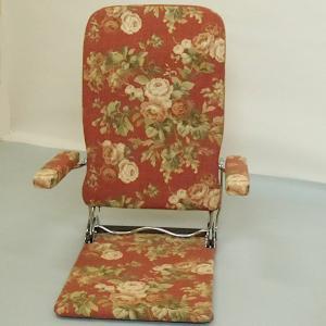光製作所座椅子 おりたたみ式肘掛け付き 日本製 MC-No.56|kamizen