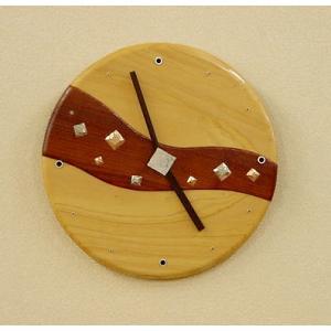 銀河の壁掛け時計|kamizen
