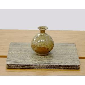 焼桐の花台(小) kamizen