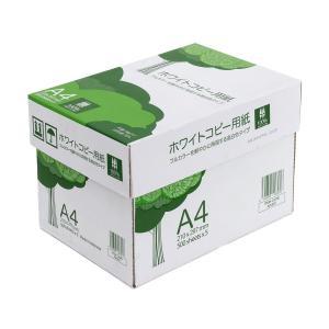 サンワダイレクト コピー用紙 A4 500枚×5冊 2500枚 高白色 300-CP1A4|kamoshika