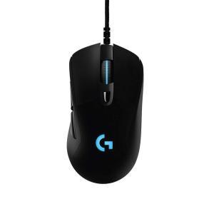 ゲーミングマウス ロジクール G403 エルゴノミクスデザイン DPI切り替えボタン プログラムボタン ウェイト調整|kamoshika