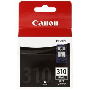Canon 純正 インク カートリッジ BC-310 ブラック kamoshika