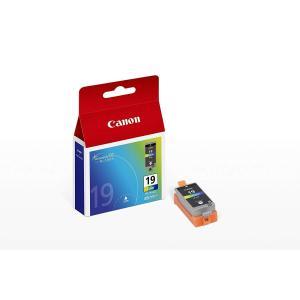 Canon 純正インクカートリッジ BCI-19 Color 4色カラー BCI-19CLR kamoshika