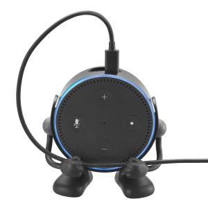 カーメイト Echo Dot(エコードット)専用ホルダー 第2世代専用 ブラック スマートスピーカー...