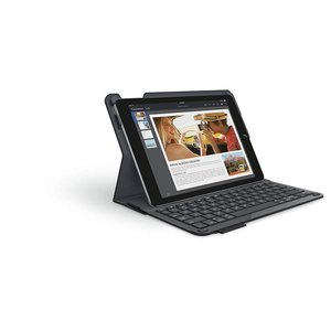 LOGICOOL キーボード?体型保護ケース for iPad Air 2 ブラック iK1051BK|kamoshika