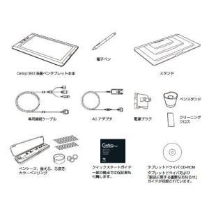 ワコム 液タブ 13.3フルHD液晶 Cintiq 13HD DTK-1301/K0|kamoshika