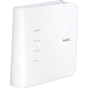 NEC Wi-Fiホームルーター Aterm ホワイト PA-WF1200CR kamoshika
