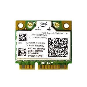 Lenovo Intel Centrino Wireless-N 2230 802.11b/g/n 300Mbps + BlueTooth|kamoshika