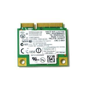 Lenovo/HP Intel WiFi Link 5100(512ANHMW) Lenovo FRU:43Y6517 HP SPS:572|kamoshika