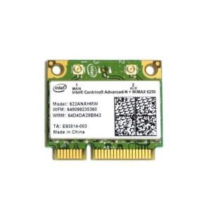 汎用 Intel Centrino Advanced-N + WiMAX 6250 300Mbps 802.11a/b/g/n WIFI+W|kamoshika