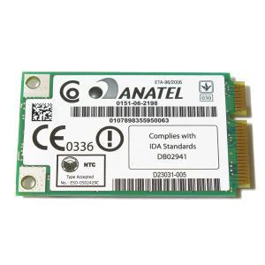 Intel PRO wireless 3945ABG 802.11a/b/g PCI-E Mini (WM3945ABG)|kamoshika
