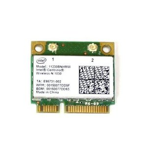 Intel Centrino Wireless-N 1030(11230BNHMW) WIFI+Bluetooth 3.0 All in O|kamoshika