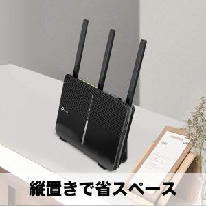 TP-Link WiFi ルーター 1733 + 800 Mbps 無線LAN MU-MIMO フル...