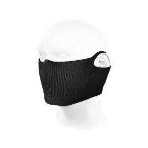 NAROO MASK F5s(ナルーマスク) 花粉対応スポーツ用フェイスマスク (ブラック)|kamoshika