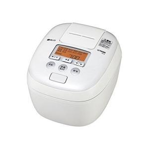 タイガー 圧力IH炊飯ジャー(5.5合炊き) ホワイトTIGER 炊きたて JPC-B100-W