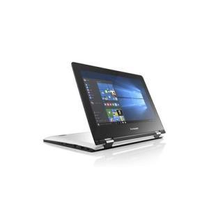 レノボジャパン 11.6型タッチ対応ノートPC[Office付き・Win10] Lenovo YOGA 300 チョークホワイト 80M10|kamoshika