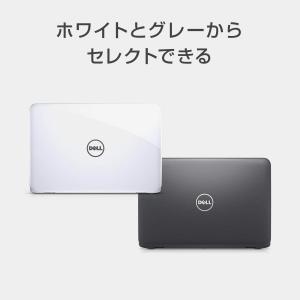 Dell ノートパソコン Inspiron 11 3180 AMD-A6 ホワイト 20Q11W/W...