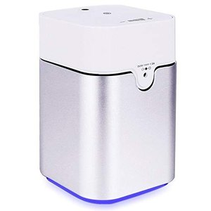 ENERG e's Pure アロマディフューザー ヨガ室 整体院人気 タイマー機能 ネブライザー式...
