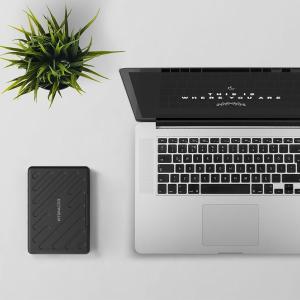 多重保護Yottamaster SSD/HDDケース 2.5インチ USB3.1 GEN-1 Typ...