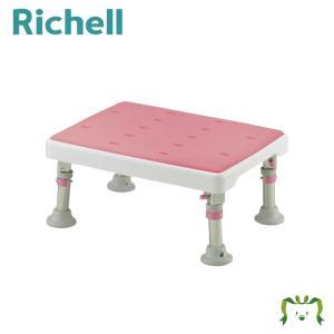介護用品 施設 風呂 浴槽台 リッチェル Richell 折りたたみ浴そう台 パタピタくん やわらか