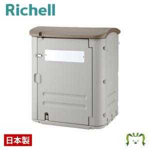 日本製 物置 屋外収納庫 リッチェル Richell ワイドストレージ 400 kamoshikanet
