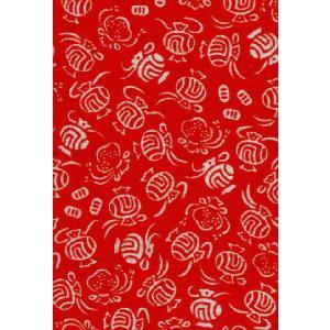 手拭い 小紋柄 手ぬぐい 小紋 柄02 こづち アカ 和手ぬぐい 手拭 日本製 粗品 ギフト プレゼント クリックポスト対応|kamoya529