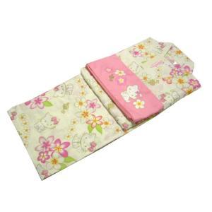 ミニ浴衣セット 羽織、ワンピース、帯の三点セット 09 ミニゆかた 簡単着付け、ユニフォームやイベントにどうぞ kamoya529