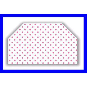 プレミアム会員セール24日まで  自転車カバー キッズ 子供用  水玉ピンク 14〜22インチ までの 幼児自転車カバー かわいい ドット柄のカバー|kamy2|02