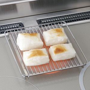 IHラジエントヒーター ラジエントヒーター用焼き網 日本製|kanaemina