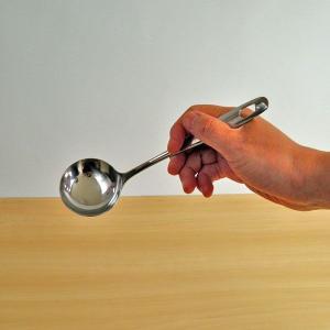 お玉 レードル おたま 小型 ミニ ステンレス 日本製 食器洗い洗浄機対応|kanaemina