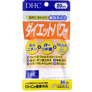 サプリメント 栄養補助食品 DHC ダイエットパワー 60粒入 20日分|kanaemina
