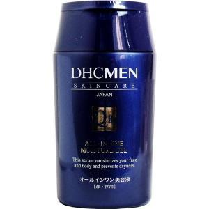 全身保湿美容液 DHC MEN メンズ化粧品 オールインワン モイスチュアジェル 200ml|kanaemina