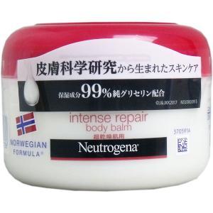 ボディバーム 超乾燥肌用スキンケア ニュートロジーナ ノルウェーフォーミュラ インテンスリペア 200ml|kanaemina