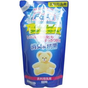 ファーファ 液体洗剤 ベビーフローラル 詰替え用 810ml