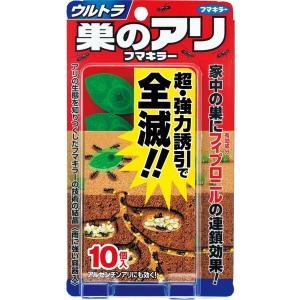 ■商品説明 超・強力誘引で全滅!家中の巣にフィプロニルの連鎖効果! アリの生態を知り尽くしたフマキラ...