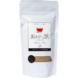 あるけっ茶 奥田政行シェフ企画 有機栽培・発酵茶 ティーバッグ 40g(5g×8包入)|kanaemina