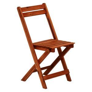 ガーデンチェアー 2脚セット 木製チェア アカシア材 天然木 折りたたみ|kanaemina